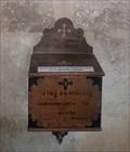 Image for Church donation box - St Mary Magdalene & St Andrew - Ridlington, Rutland, UK