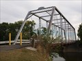 Image for Blanchard River pinned Pratt  through truss - Giboa, Ohio