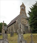 Image for St Llawddog's Church - LUCKY EIGHT - Cenarth, Carmarthenshire, Wales.