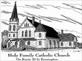 Image for Holy Family Catholic Church by Sterling Stratton - Kensington, PEI