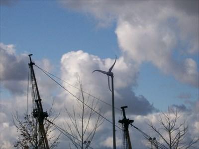 Maritime Museum Windmill & Niagara Masts