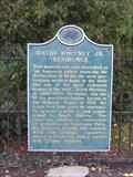 Image for David Whitney, Jr. Residence