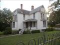 Image for Thompson, Joseph M., House - Tahlequah, OK
