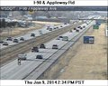 Image for I-90 at Appleway Avenue Webcam - Spokane Valley, WA