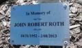 Image for John Robert Roth - Missoula, Montana