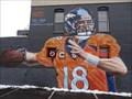 Image for Peyton Manning, #18 Denver Broncos - Denver, CO