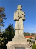 Image for St. John of Nepomuk // sv. Jan Nepomucký - Liber, Czech Republic