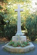 Image for Memorial Cross - The Parish Church of All Saints Odd Rode - Scholar Green, Cheshire East, UK.
