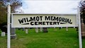 Image for Wilmot Cemetery - Lower Coverdale, New Brunswick