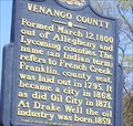 Image for Venango County