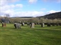 Image for Stone Circles - Dan yr Ogof,  Wales,  Great Britain.