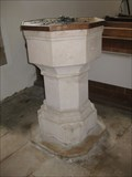 Image for Font - St Peter's Church, Church Knowle, Dorset, UK