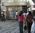 Image for Augusta  X Santos newstand - Sao Paulo, Brazil