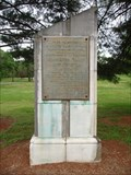 Image for Jefferson Davis Highway Zero Milestone, Fairview, KY