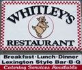 Image for Whitley's BBQ Restaurant - Lexington, NC