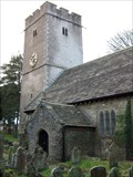 Image for St Catwgs Church - Bell Tower - Gelligaer, Wales.