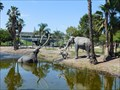 Image for Tar pit clues provide ice age news - Los Angeles, CA