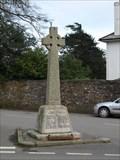 Image for Celtic Cross in the centre of Menheniot, Cornwall
