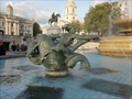 Image for Mermaids  in Trafalgar Square  -  London, England, UK