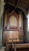 Image for Church Organ - St Bartolomew - Sproxton, Leicestershire