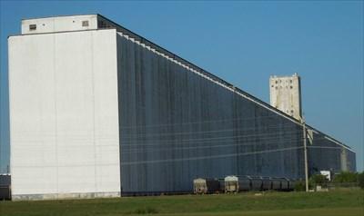 ADM Grain Elevator - Hutchinson, KS - Grain Elevators on Waymarking com