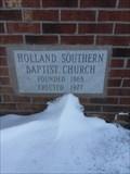 Image for 1977 - Holland Baptist Church - Holland, Michigan