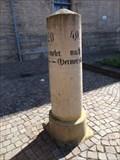 Image for Old Milestone - Germersheim - Speyer -- Germersheim, Germany, RP