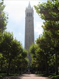"Image for ""Sunburst, Sather Tower"" - Berkeley, CA"