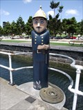 Image for Fireman Bollard - Geelong Waterfront, Victoria, AU