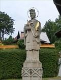 Image for St. John of Nepomuk // sv. Jan Nepomucký - Mlýnské Struhadlo, Czech Republic