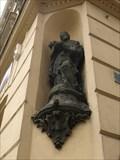 Image for St. John of Nepomuk / Sv. Jan Nepomucký, Praha - Smíchov, Czech republic