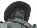 Image for The Engish Revolution - Oliver Cromwell - Market Hill, St Ives, Cambridgeshire, UK
