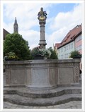 Image for Herrnbrunnen, Rothenburg o.T., Germany