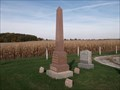Image for Henry C. Fraley family obelisk - Linden Cemetery - Linden, IN