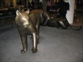 Image for Feline Sculptures - Toronto Pearson International Airport - Mississauga, Ontario