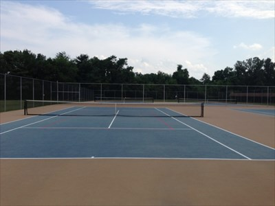 All Four Courts, Falmouth, Virginia