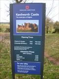 Image for Kenilworth Castle