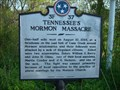 Image for Tennessee's Mormon Massacre - 3F 37