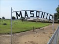 Image for Masonic Cemetery Arch - Orland, CA