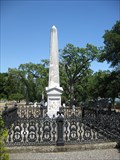 Image for George Yount Obelisk - Yountville, CA