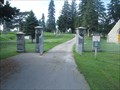 Image for Veterans Memorial Gates - Orono Cemetery - Orono, ON