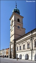 Image for Old Town Hall belfry / Zvonice staré radnice - Litomyšl (East Bohemia)