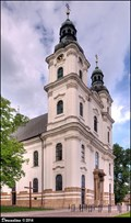 Image for Bazilika Navštívení Panny Marie / Basilica of the Visitation of Virgin Mary - Frýdek-Místek (North Moravia)