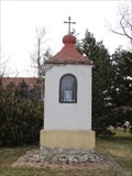 Image for Boží muka / Wayside shrines, Praha-Sobín, CZ