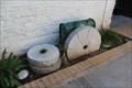Image for Avila Adobe Museum Millstones -- El Pueblo de Los Angeles, Los Angeles CA