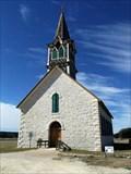 Image for St. Olaf Kirke - Cranfils Gap, TX