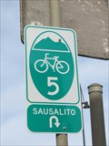 Image for Route 5 - Sausalito, CA