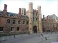 Image for St John's College - St John's Street, Cambridge, UK