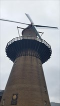 Image for HIGHEST-- Windmill in the world