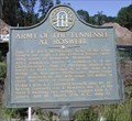 Image for Army of the Tennessee at Roswell - GHM 033-95 – Cobb Co., GA.